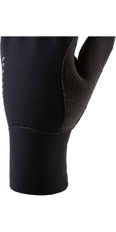 2019 SealSkinz Neoprene Tough Gloves Black 1210054101