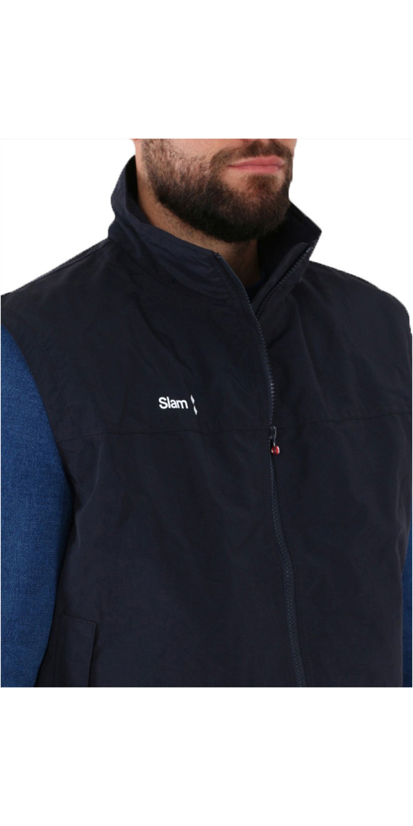2019 Slam Summer Sailing Gilet 2.1 Navy S101411T00