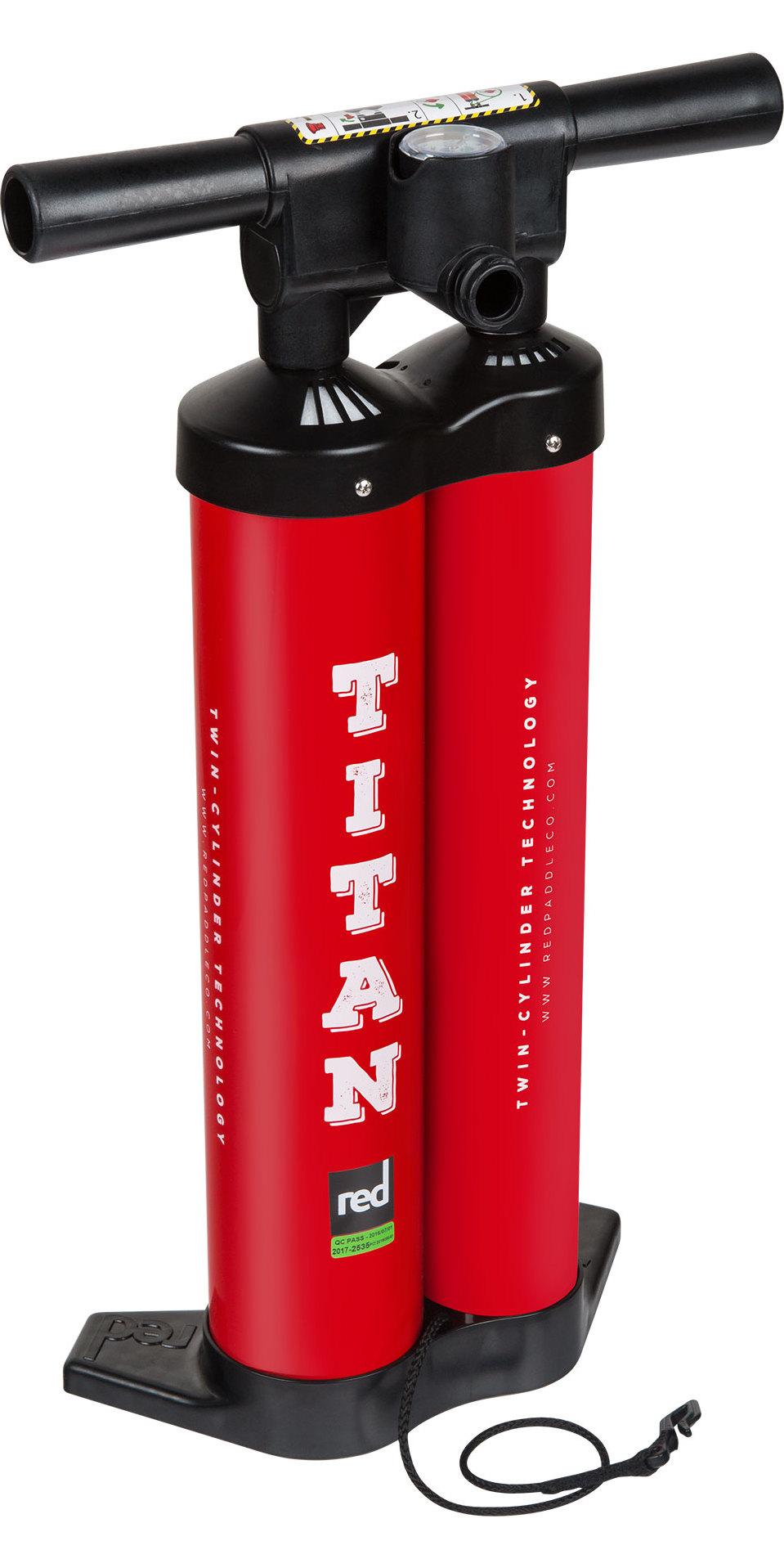 2020 Red Paddle Co Titan SUP / Kite Pump