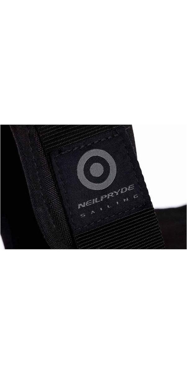 2018 Neil Pryde Junior Elite Hybrid Harness Black WUKSAECHAR