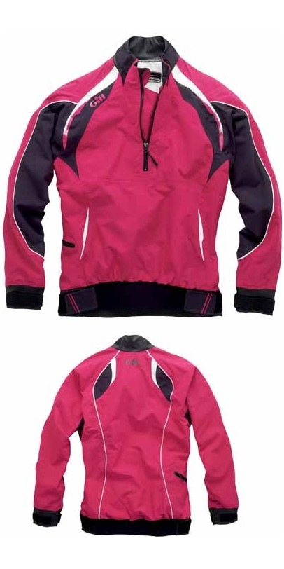 Gill Ladies Pro Top in Berry/Graphite 4358W