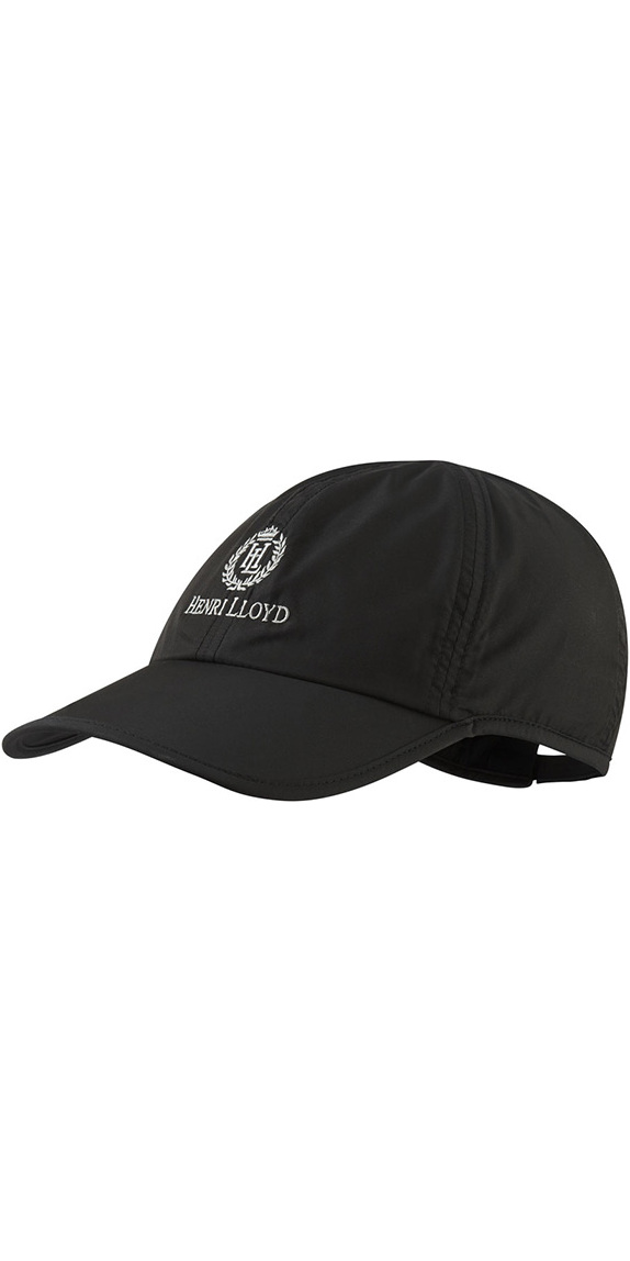 2018 Henri Lloyd Breeze Cap Black Y60094