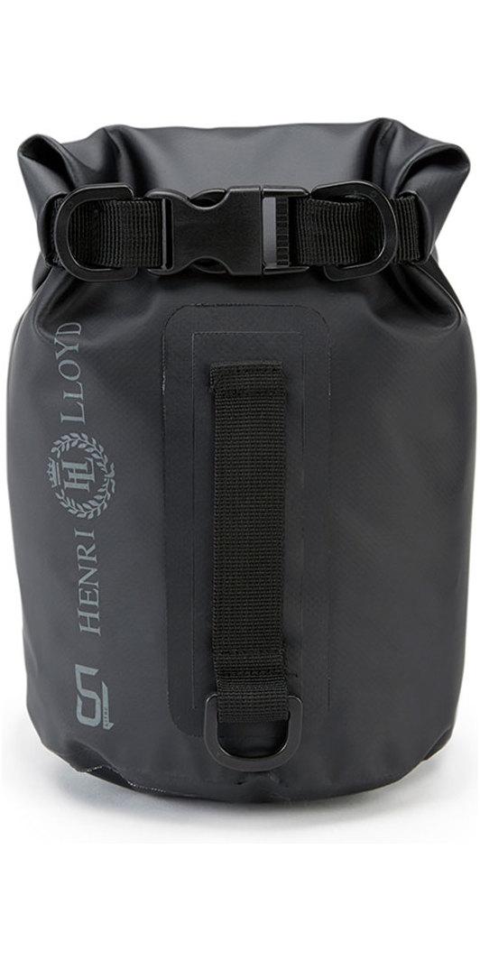 2018 Henri Lloyd Dri Pac 5L Black YL800008