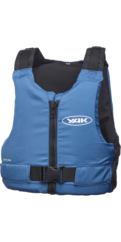 ad6c94f97 2019 Yak Blaze Kayak 50N Buoyancy Aid Blue 3713