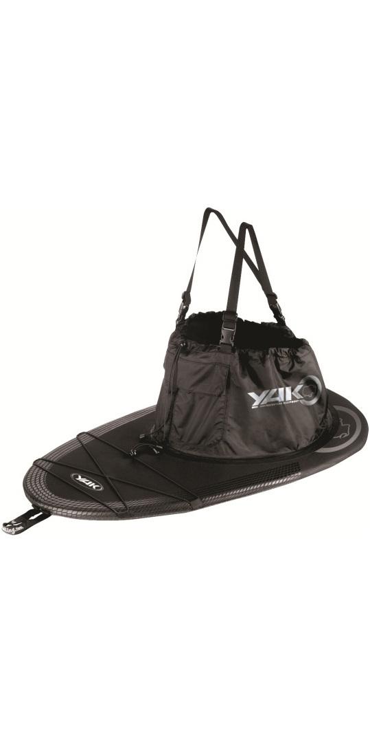 Yak Flow Spraydeck Black 5221/18-A