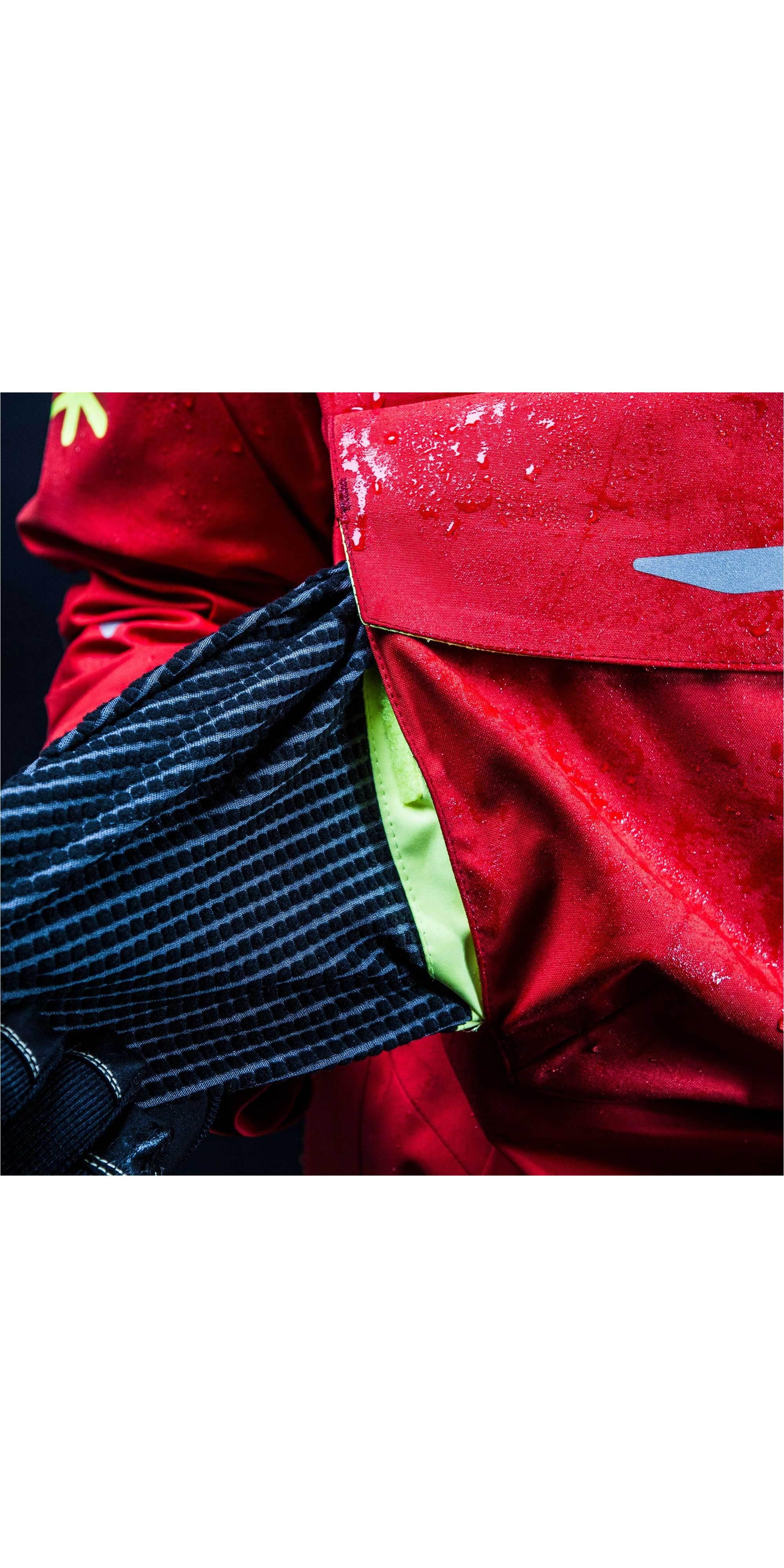 Zhik Mens Isotak X Ocean Smock - Red