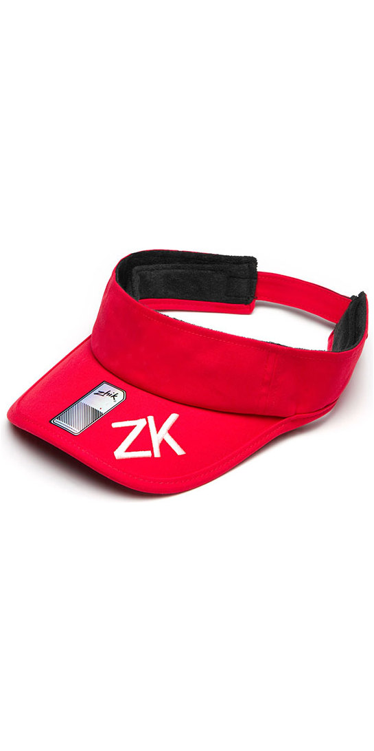 2019 Zhik Sailing Visor Red VISOR200