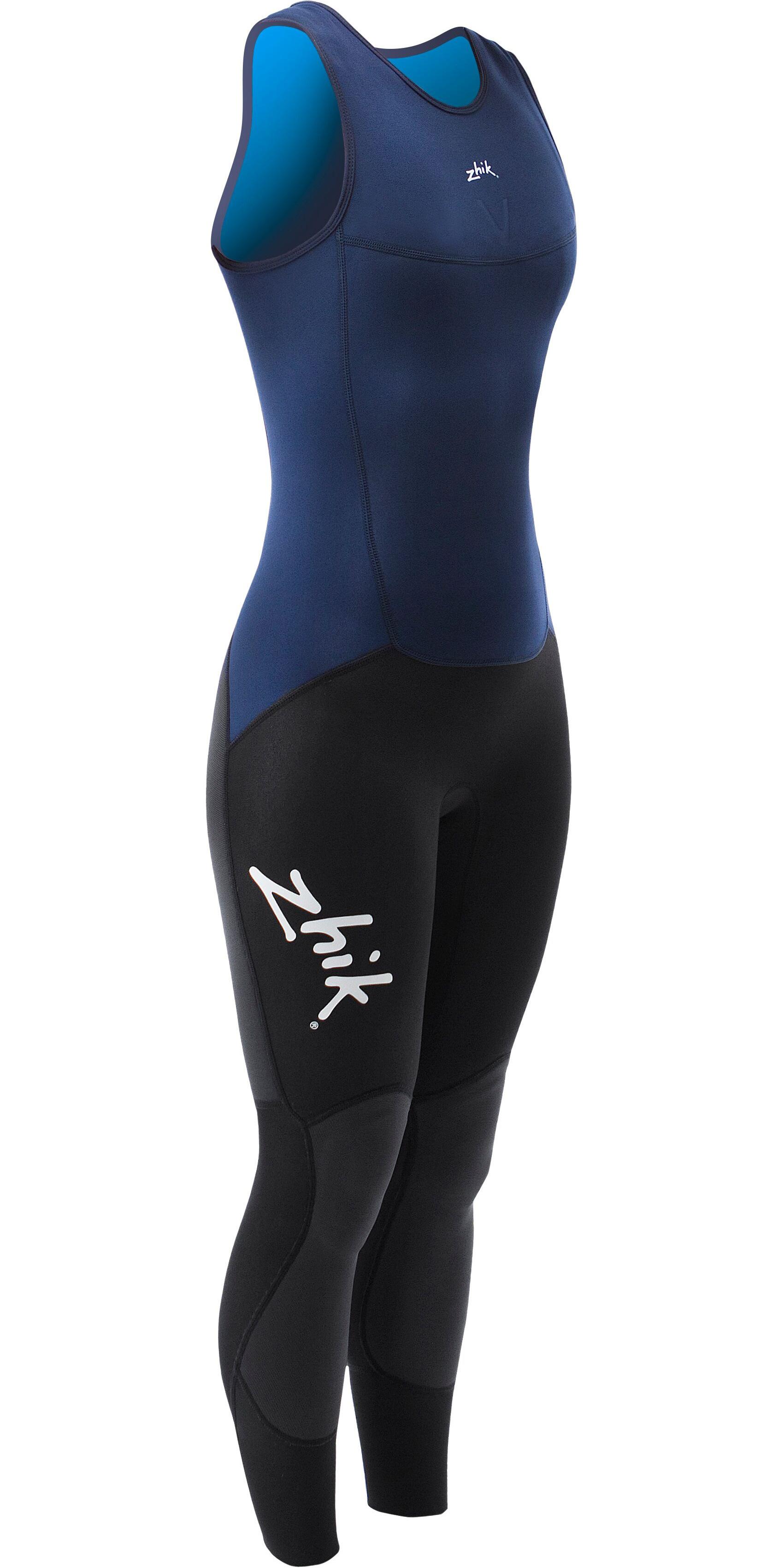 2020 Zhik Womens Microfleece V 1mm Neoprene Long Sleeve Top & Long John Combi Set