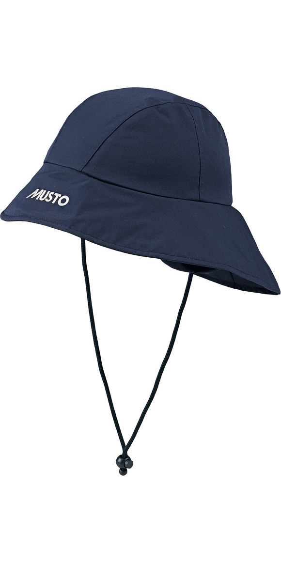 9ed16f7a6d271 2019 Musto Souwester Hat Navy Blue As0271 - - by Musto - Musto Souwester Hat  The Breathable