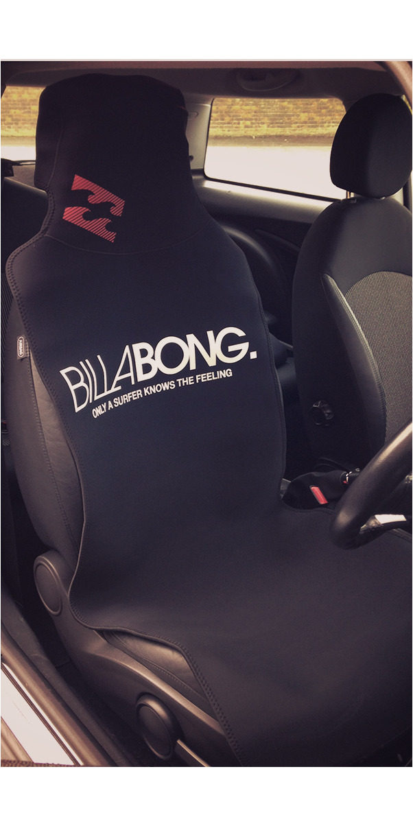 Billabong Neoprene Car Seat Cover Single H4as14 - H4as14 - Car Seat