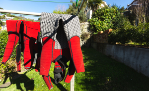 A guide to wetsuit storage