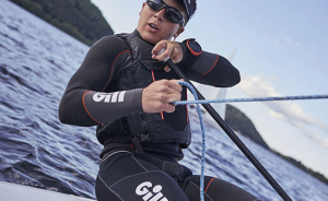 Exclusive Interview with British Offshore Sailor Paddy Hutchings