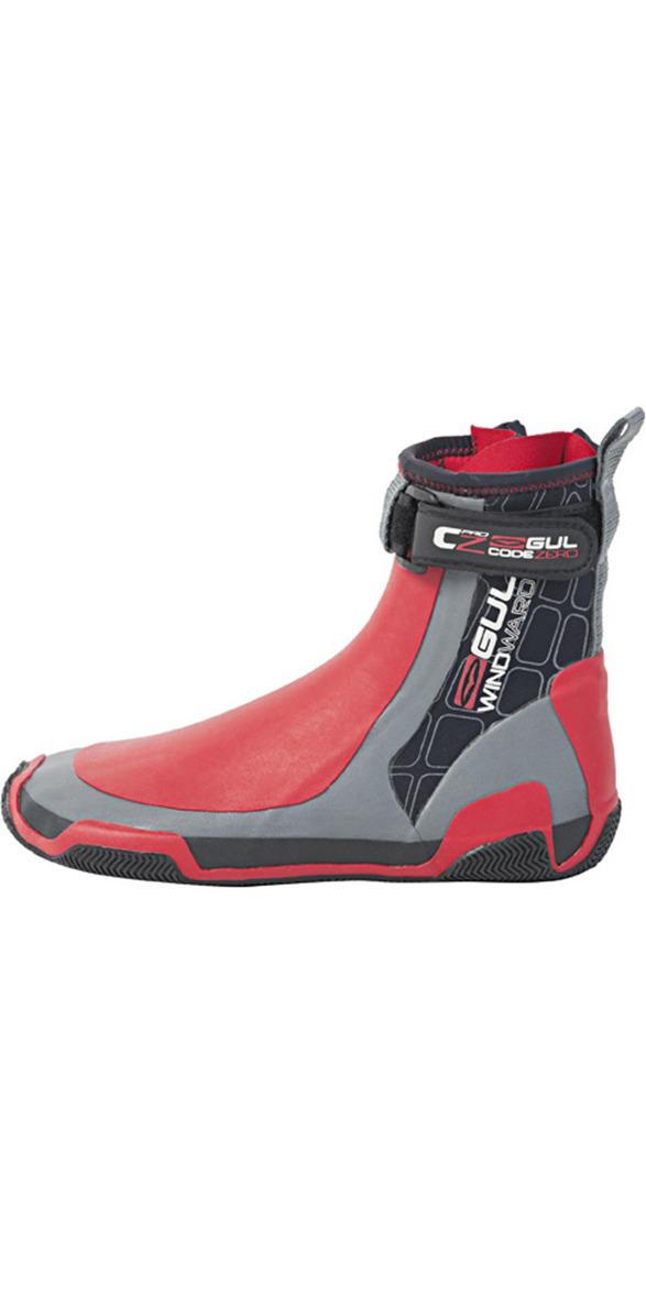Gul CZ Windward 5mm Zipped Round Toe wetsuit Boot BO1279