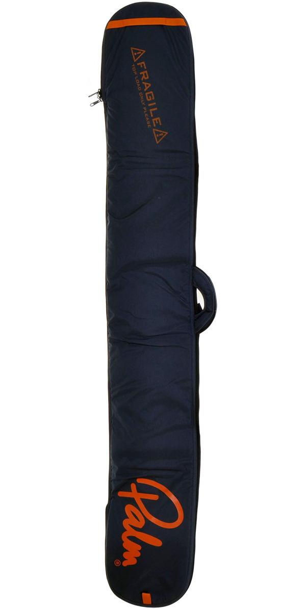 2019 Palm 1.65m Paddle Bag JET GREY / ORANGE 10414