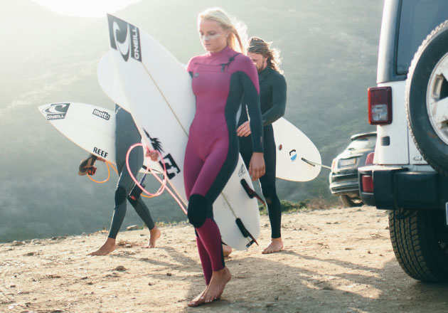 Wetsuits from £40