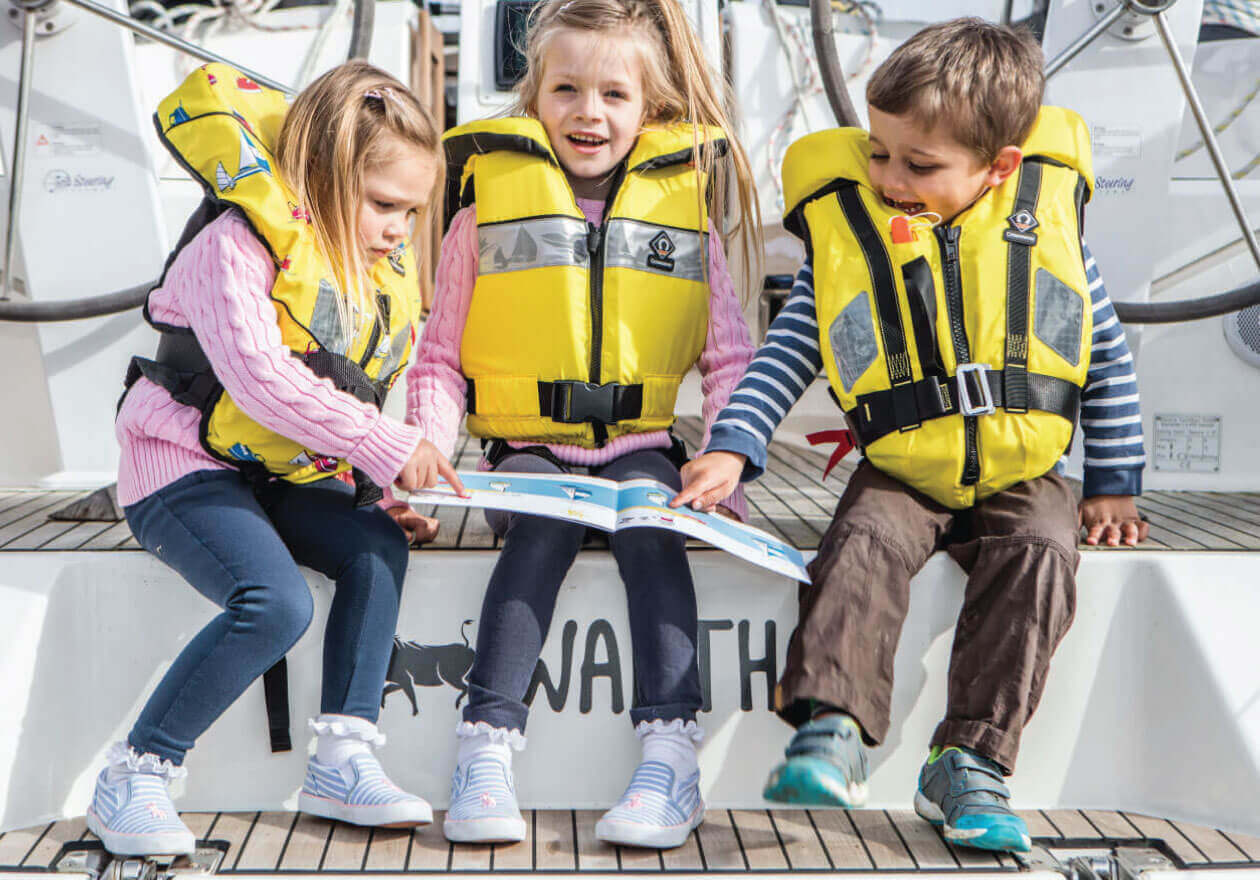 Buoyancy aids and life jackets from £28