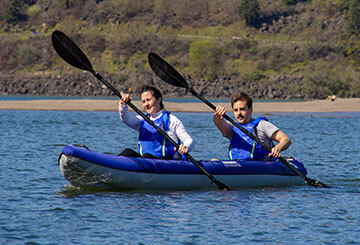Inflatable Kayaks  - from £35 a month with Klarna