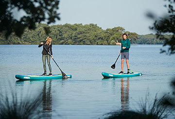 - Stand up paddleboards from £315