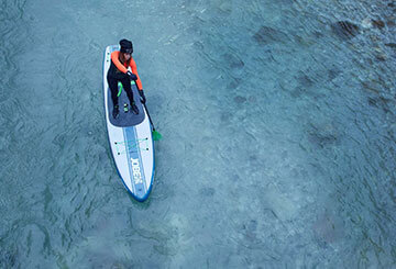 Stand-Up Paddle Boards  - Paddle Through Autumn