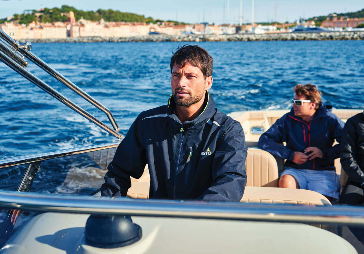 Sailing jackets and trousers from £50