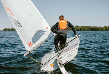 Dinghy gear