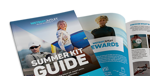 Wetsuit Outlet Magazine Summer 2021