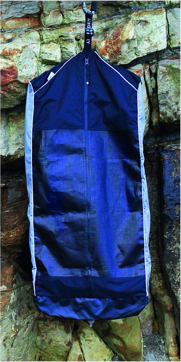 2018 The Dry Bag Elite Carry Bag with Hanger Black
