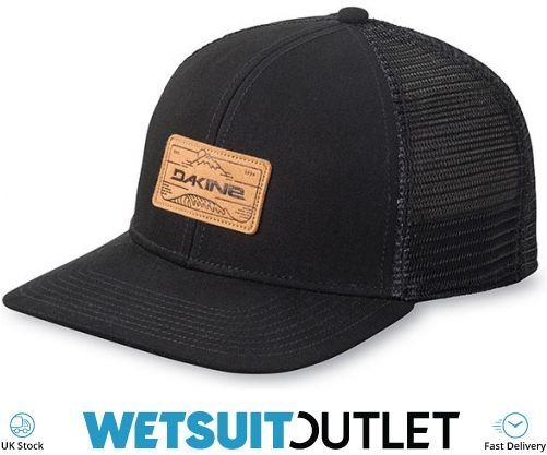 a81f77106f975 2018 Dakine Peak to Peak Trucker Hat Black 10001788 610934211733
