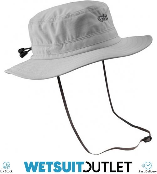Gill Technical Sailing Sun Hat Silver 140 Casquettes, bonnets et chapeaux Accessoires