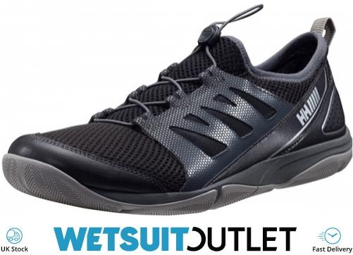 a51b27d193da Helly Hansen Aquapace 2 Low Profile Shoe Jet Black 11145 - Sailing Shoes -  Sailing Boots Shoes