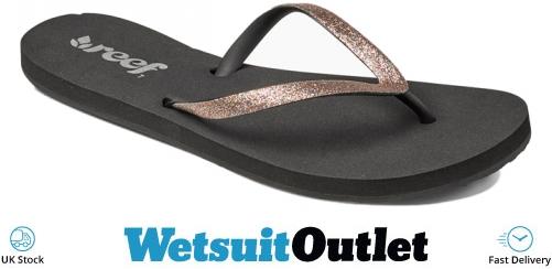 2017 Reef Ladies Stargazer Flip Flops MULTI R1949 Boot/Shoe Size UK - UK Size 8