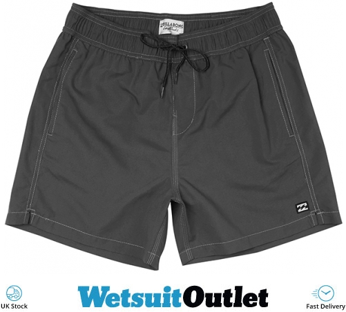 f896102a9de77 2018 Billabong All Day Layback 16 Boardshorts Black H1lb16 - Surf Clothing  & Accessories | Wetsuit Outlet