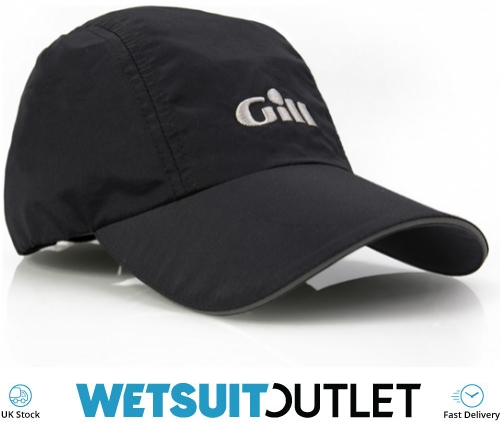 a5d7b16fdf59d2 2019 Gill Regatta Cap Black 146 - Technical Hats Caps & Visors - Gloves  Hoods & Hats - | Wetsuit Outlet