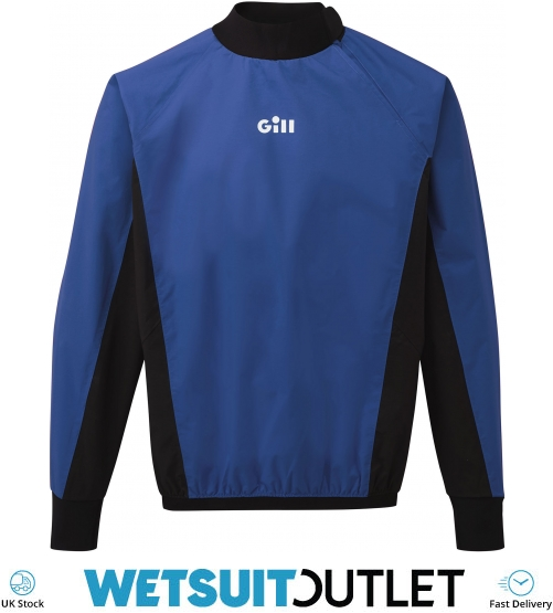 2017 Gill ThermoShield Dinghy Top BLUE 4367