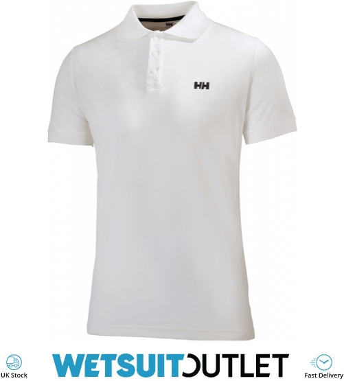61e8c193e2 2019 Helly Hansen Driftline Polo Shirt White 50584 - T-shirts - Mens -  Fashion - by Helly | Wetsuit Outlet