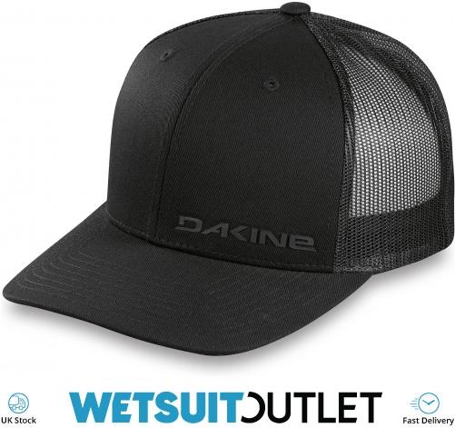 daad9cba231ff 2019 Dakine Rail Trucker Hat Black 10002455 - Accessories - Mens - Clothing  - by Dakine - | Wetsuit Outlet