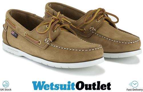 b90fb5d26015 2019 Henri Lloyd Arkansa Deck Shoe Brown Nubuck F94412 - F94412 - Sailing  Shoes - Sailing Boots Shoes