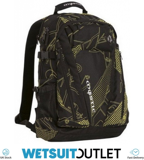 59ec052a8e54 Mystic Decent Backpack Yellow Black - Back Packs - Luggage Dry Bags - by  Mystic - Mystic Decent