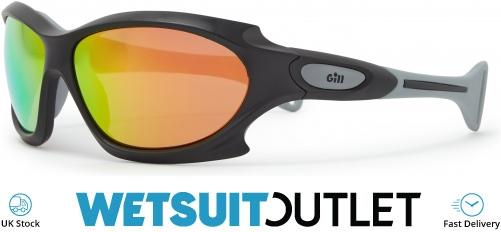 0449219a8f7 2019 Gill Race Ocean Sunglasses Black   Orange RS27 5052316091062