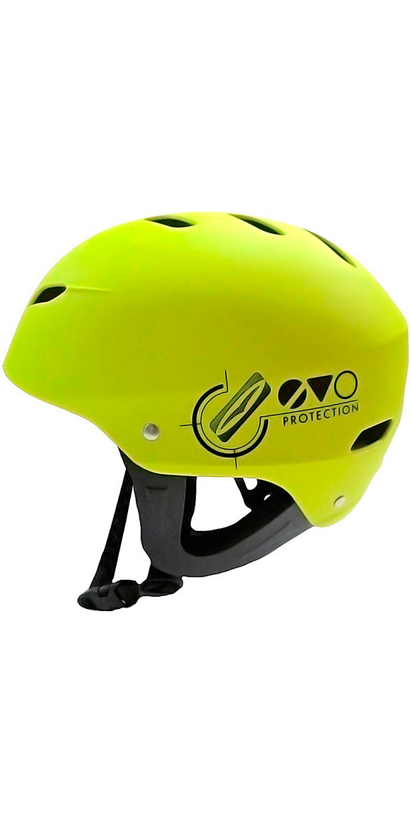 2017 Gul Evo Junior Watersports Helmet Yellow AC0104