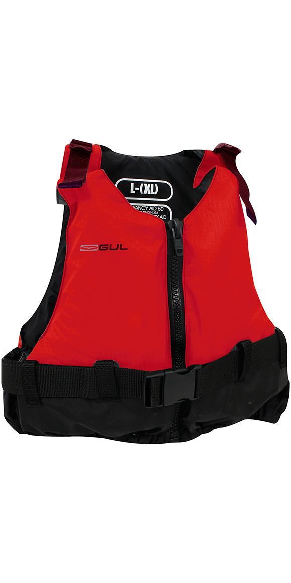 2019 Gul Recreational 50N Buoyancy Aid GK0007 - RED