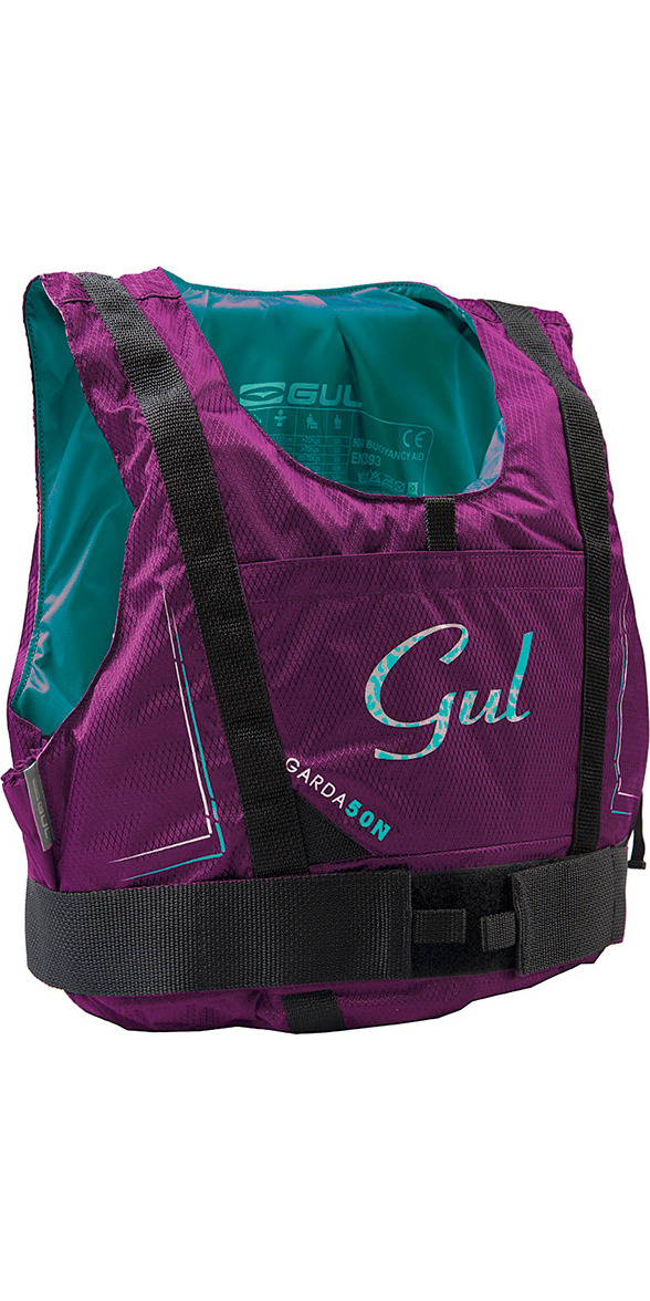 2019 Gul Womens Garda 50N Buoyancy Aid Italian Plum GM0162