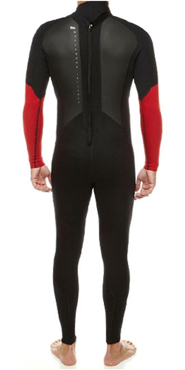 Billabong Toddler Intruder 3/2mm Wetsuit BLACK / RED S43B05