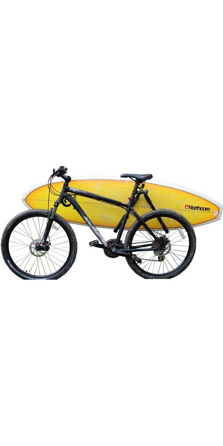 2018 Northcore Lowrider Surfboard Bike Carry Rack Noco65 - Noco65 ...
