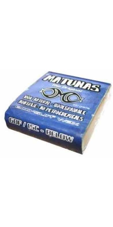 Matunas Eco-Wax Cold Water Wax SINGLE MT2