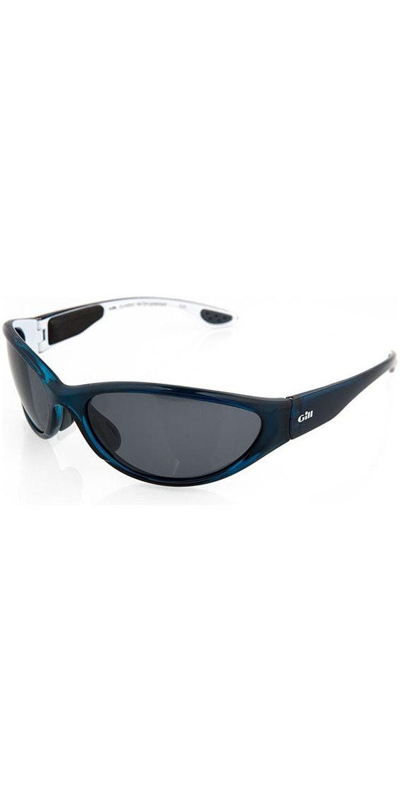 2018 Gill Classic Sunglasses Navy / White 9473