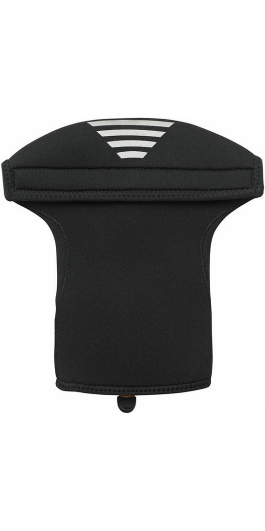 2019 Palm 3mm Neoprene Paddle Mitts BLACK 10496