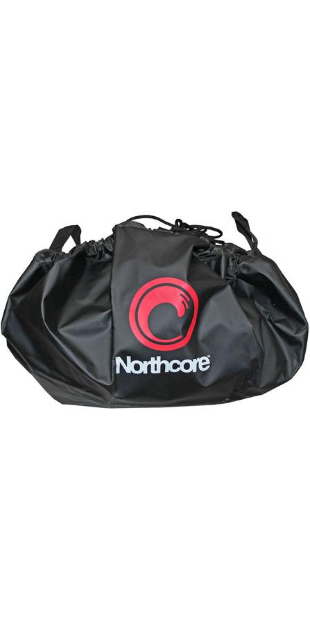2019 Northcore C Mat Wetsuit Change Mat Black Ncm01