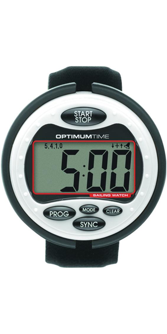 2019 Optimum Time Series 3 Sailing Watch WHITE 310