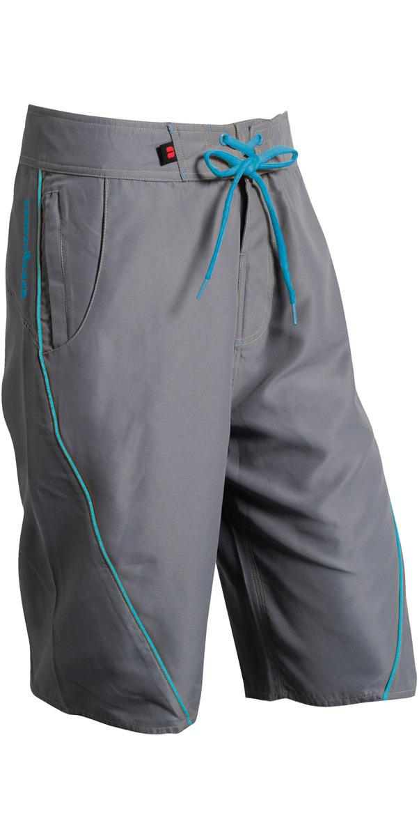 2019 Nookie Boardies Board Shorts GREY BLUE SW03